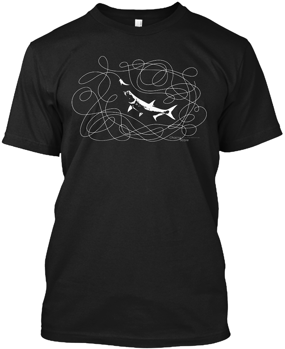 Fly Fishing T-shirt from Chasing Scale
