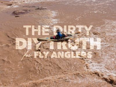 DIY Fly Fishing Controversy Blog Post
