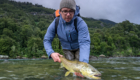 Patagonia fly fishing road trip