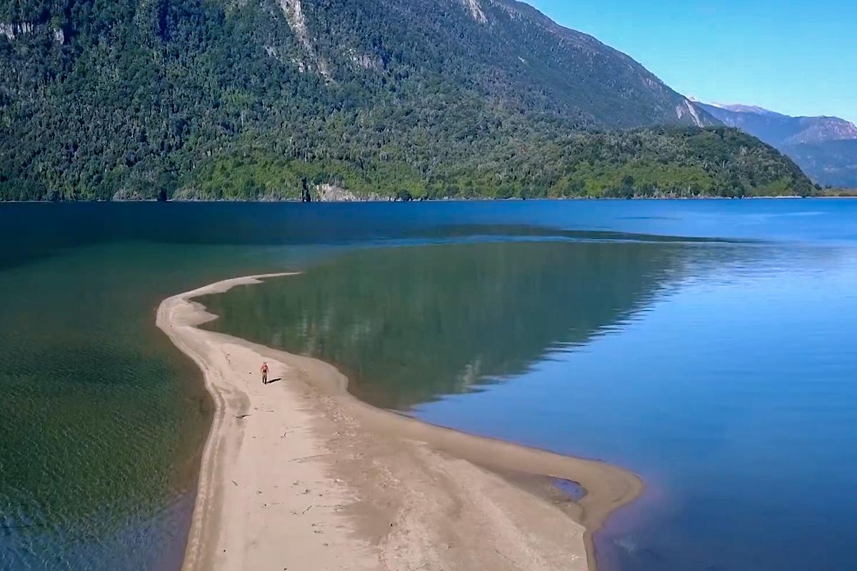 Lago Yelcho, Chile