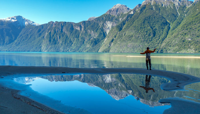 Patagonia DIY fly fishing road trip adventure