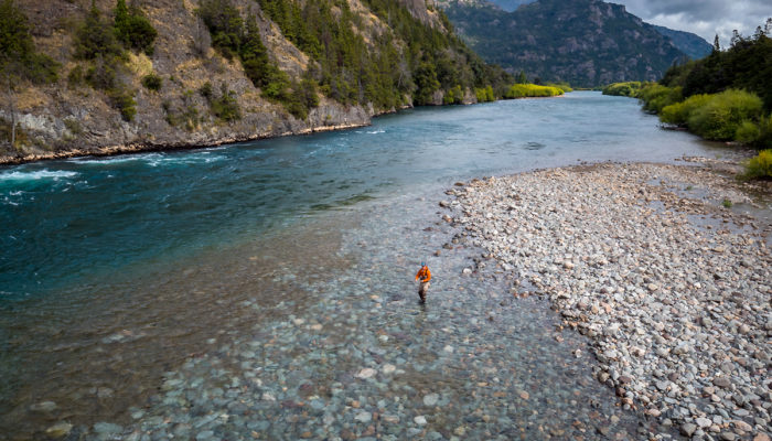 Patagonia DIY fly fishing road trip adventure Rio Grande Argentina