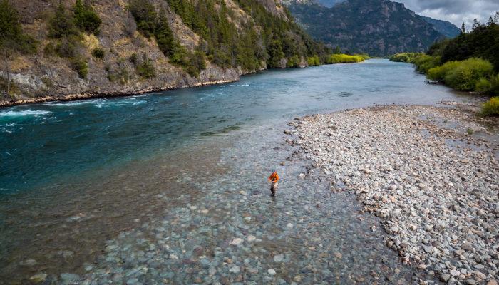 Patagonia DIY fly fishing road trip adventure Rio Grande Argentina