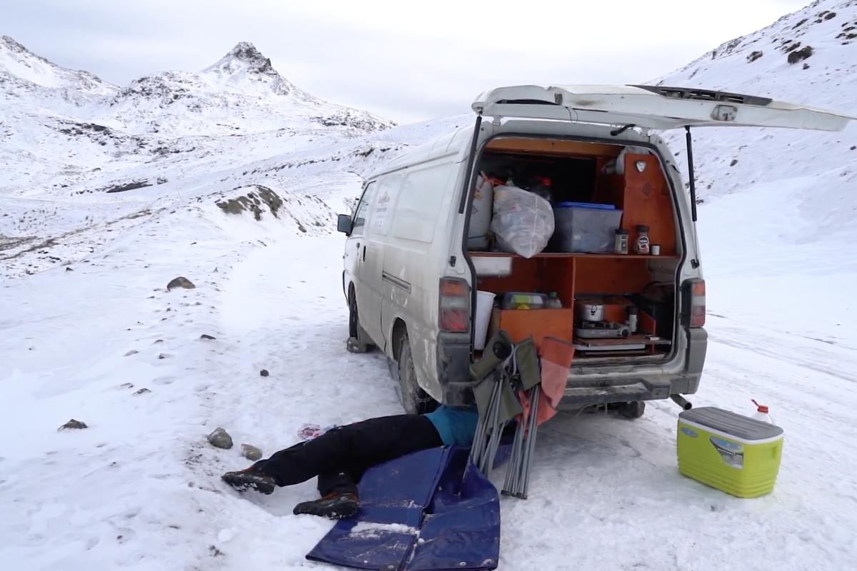Tierra del Fuego Road Trip