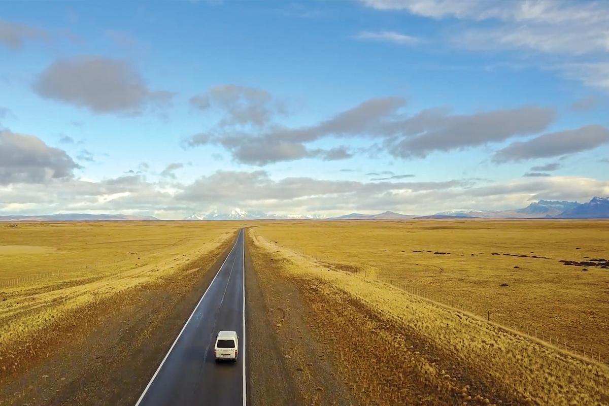 Patagonia Steppe Carretera Austral Argentina