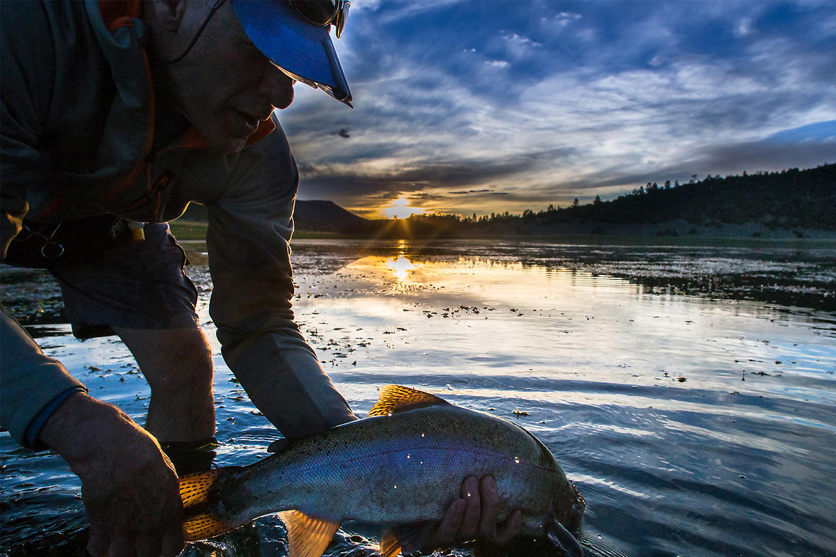 fly fishing film interview with 70-year-old rick mendel