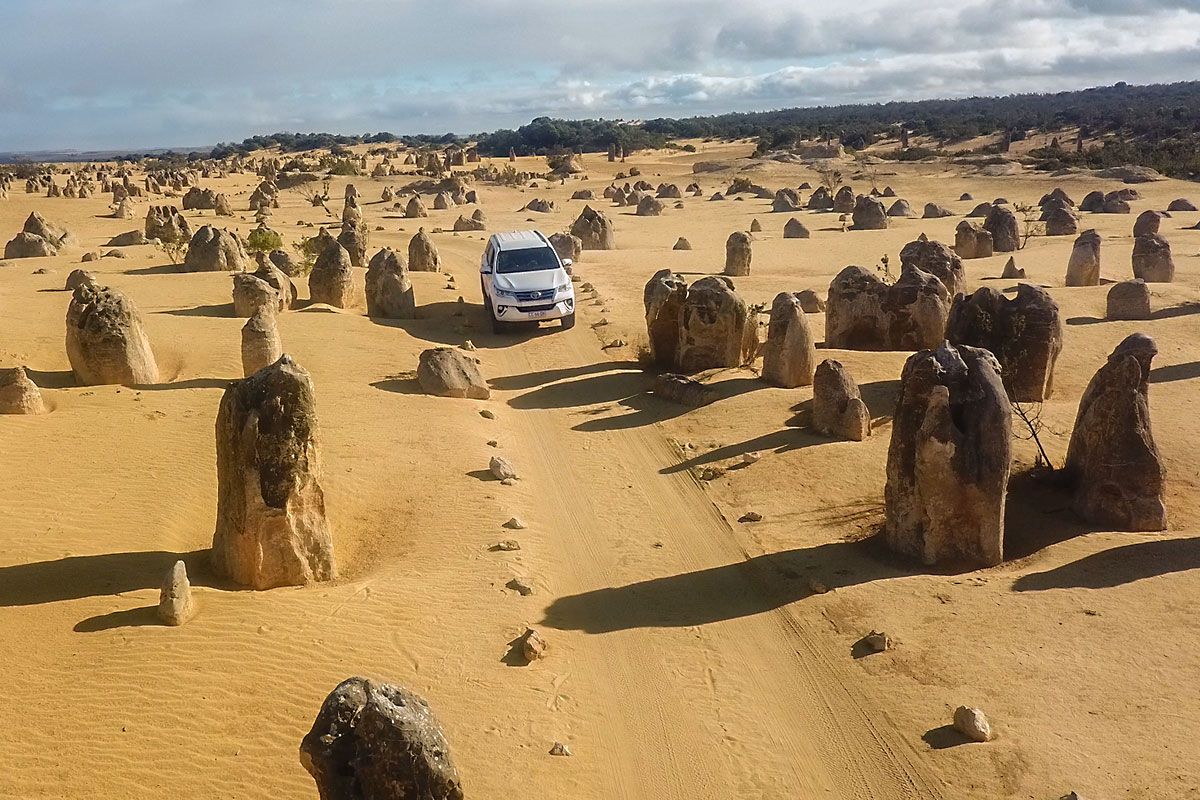 Western Australia Fly Fishing Road Trip Adventure Pinnacles