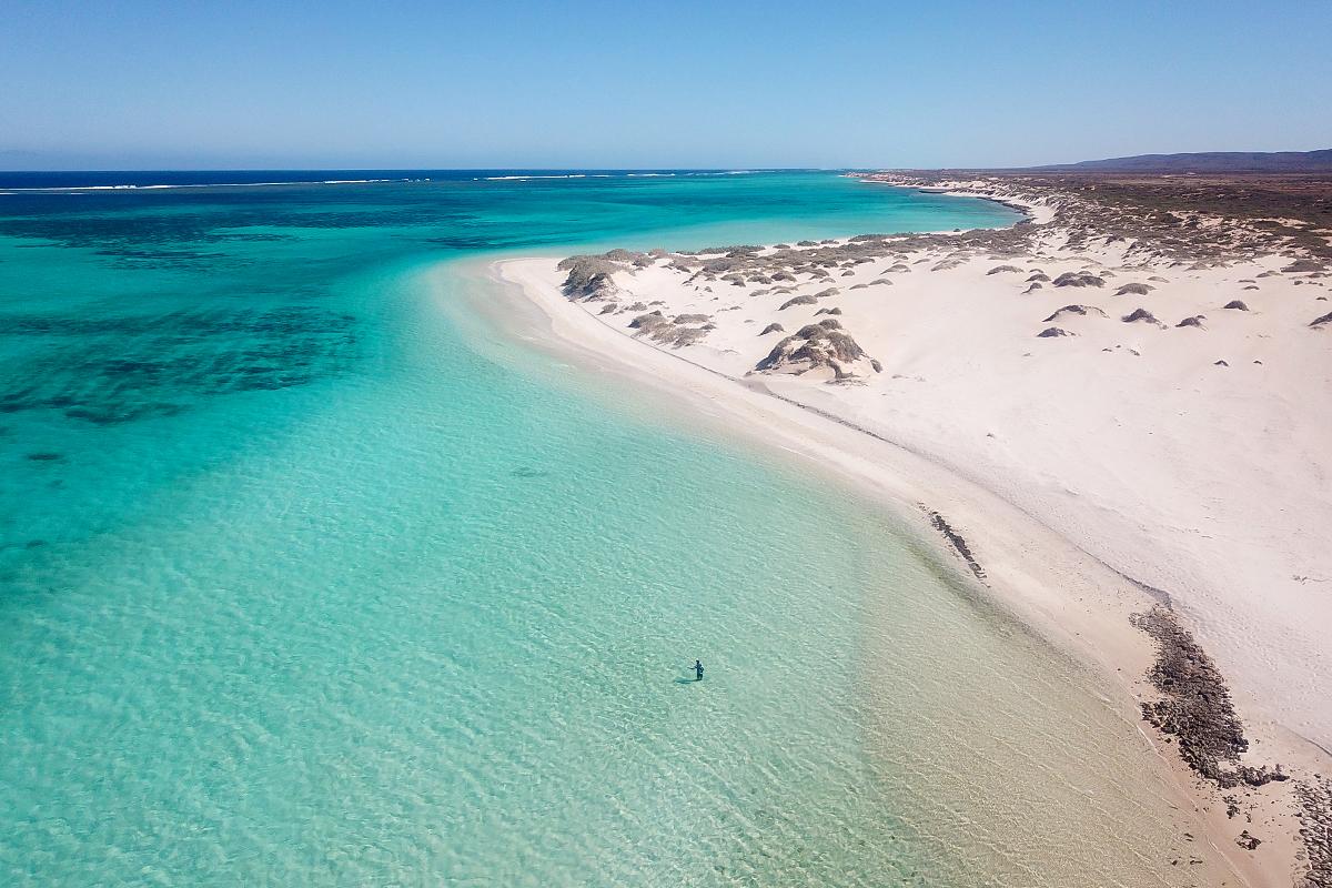western australia fly fishing road trip cape range national park