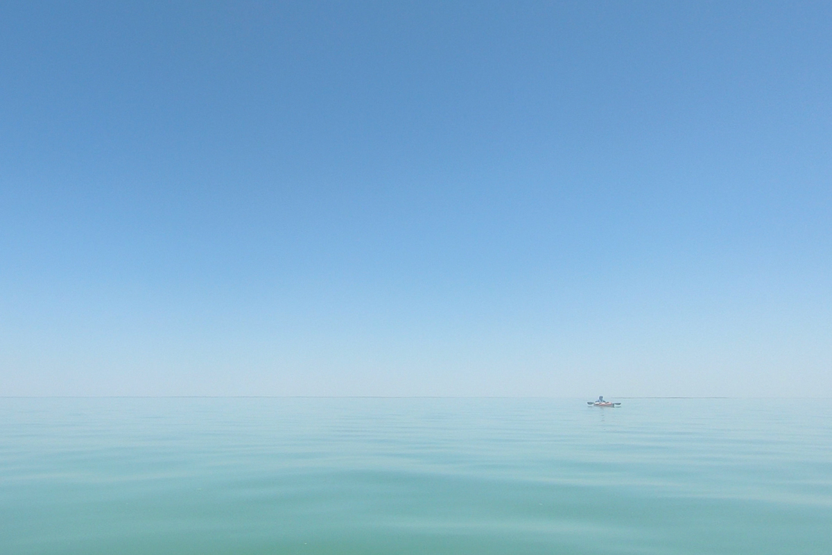 western australia fly fishing road trip exmouth gulf kayaking