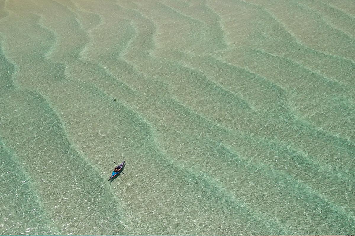 western australia fly fishing road trip kayaking ningaloo